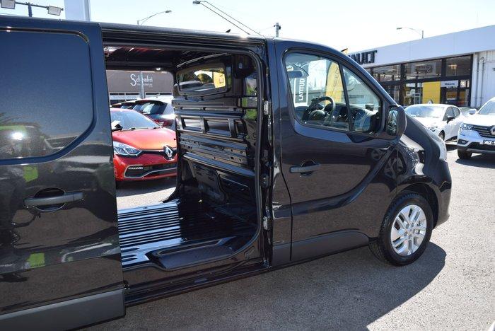 2018 Renault Trafic 103KW X82 Black