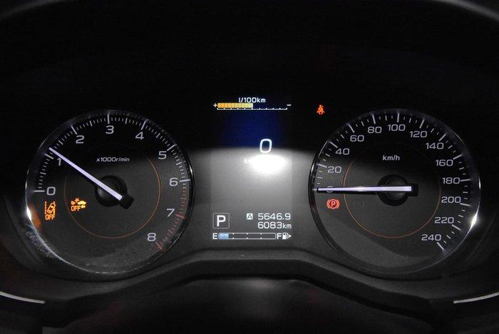 2018 Subaru XV S-Edition G5X MY18 Four Wheel Drive Grey