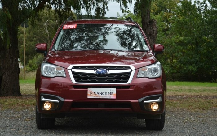 2016 Subaru Forester 2.5i-L S4 MY16 Four Wheel Drive VENETIAN RED PEARL