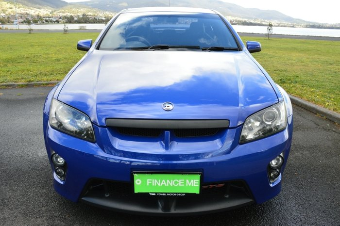2007 Holden Special Vehicles GTS E Series BLUE