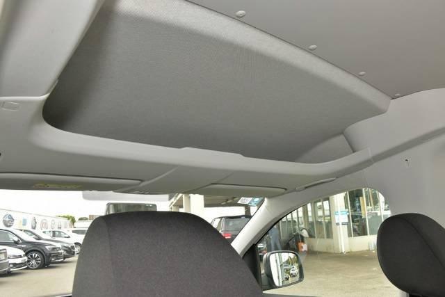 2015 Volkswagen Caddy TDI250 2KN MY15 CANDY WHITE