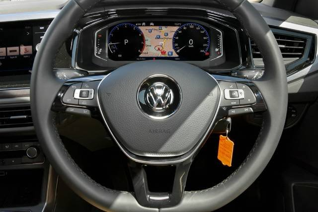 2019 Volkswagen Polo 85TSI Style AW MY20 PURE WHITE