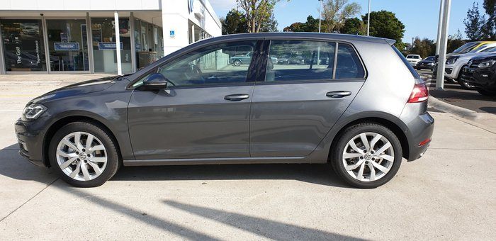 2019 Volkswagen Golf 110TSI Highline 7.5 MY20 Grey