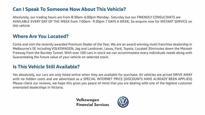 2017 Volkswagen Touareg V6 TDI 7P MY17 Four Wheel Drive Grey