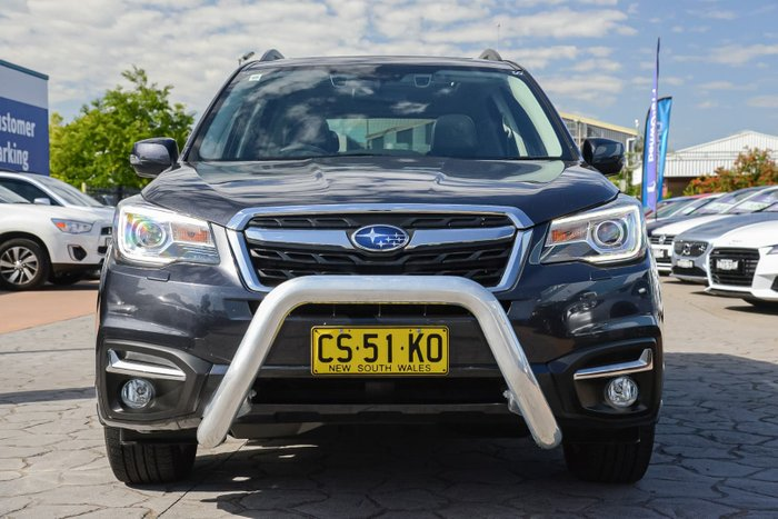 2016 Subaru Forester 2.5i-S S4 MY16 Four Wheel Drive Grey