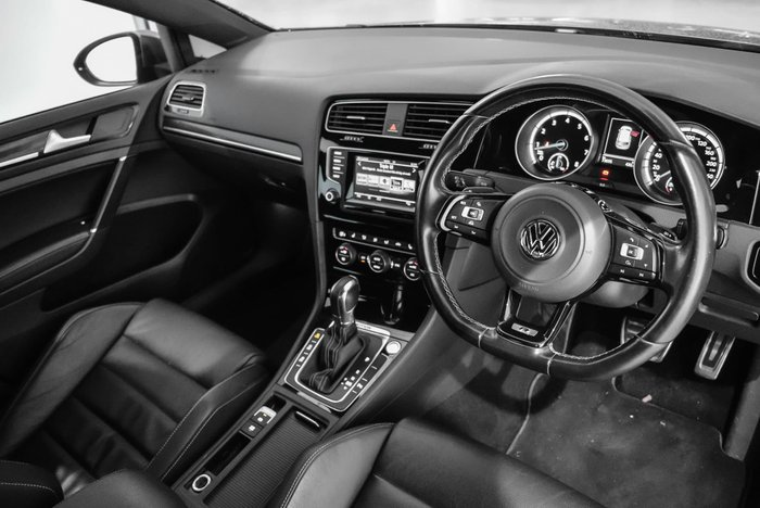 2015 Volkswagen Golf R 7 MY15 Four Wheel Drive Grey