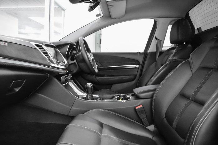 2016 Holden Ute SS V VF Series II MY16 Black