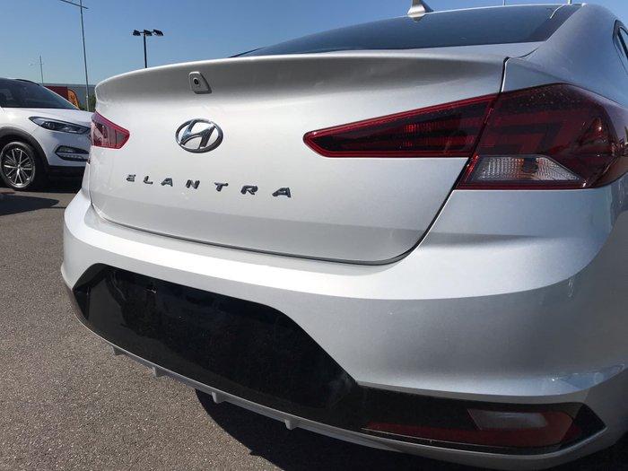 2019 Hyundai Elantra Go AD.2 MY19 Silver