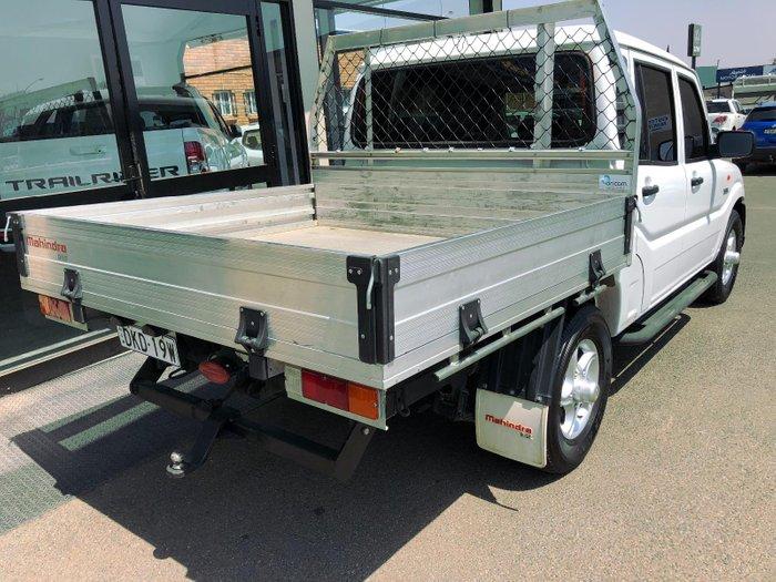 2016 Mahindra PIK-UP S5 MY16 White