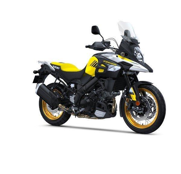 2018 Suzuki V-STROM 1000XT (DL1000XA) DUAL SPORTS