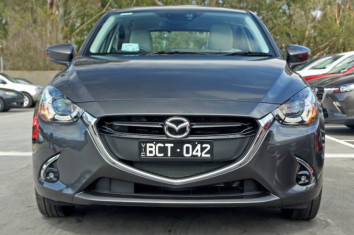 2019 Mazda 2 GT DJ Series Grey