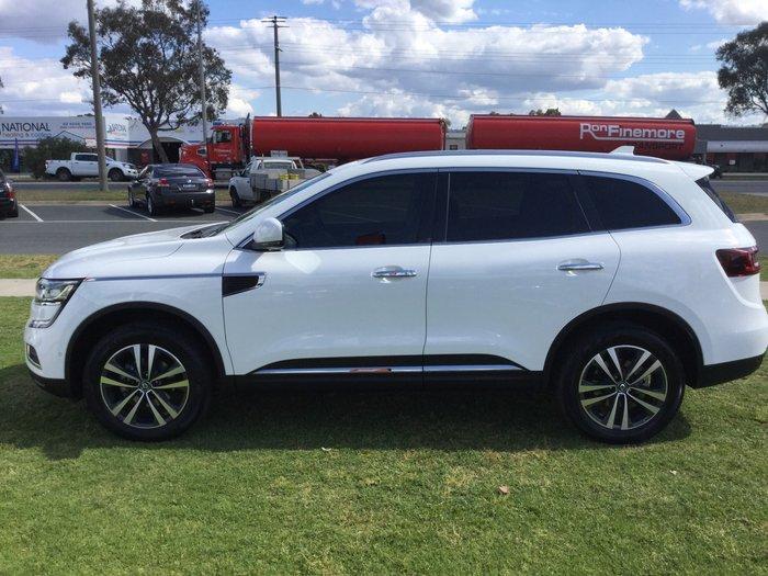 2017 Renault Koleos Intens HZG Four Wheel Drive White