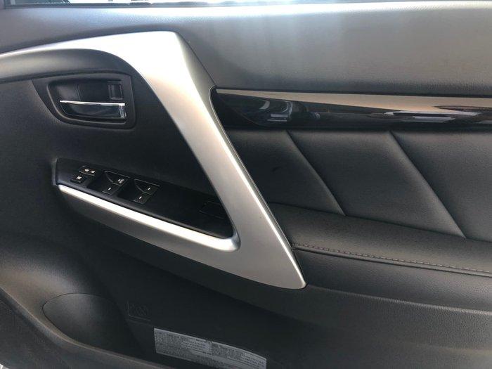 2018 Mitsubishi Pajero Sport GLS QE MY18 4X4 Dual Range Grey