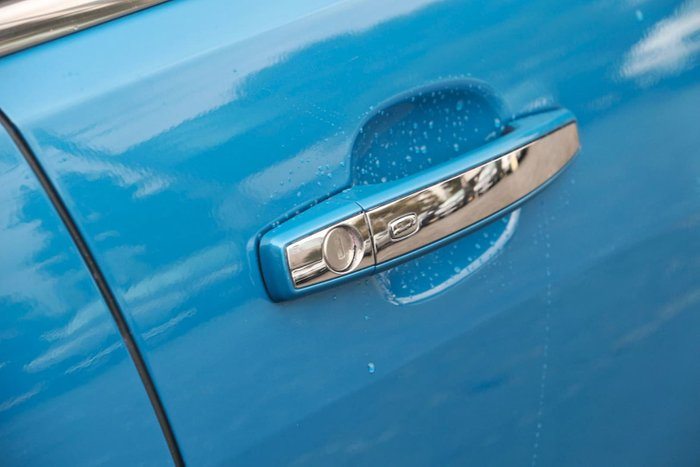 2014 Holden Commodore SS V Redline VF MY14 Blue
