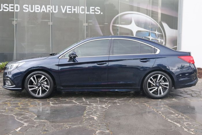 2019 Subaru Liberty 2.5i Premium 6GEN MY19 Four Wheel Drive Blue