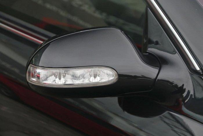 2007 Mercedes-Benz CLK-Class CLK280 Avantgarde C209 MY07 Black
