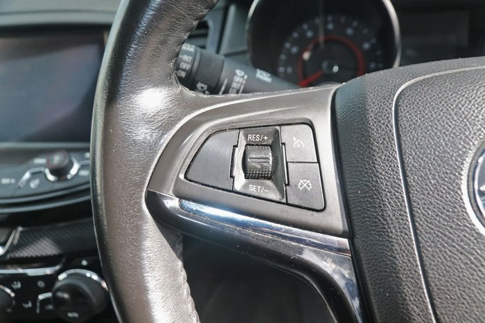2013 Holden Commodore SV6 VF MY14 Silver