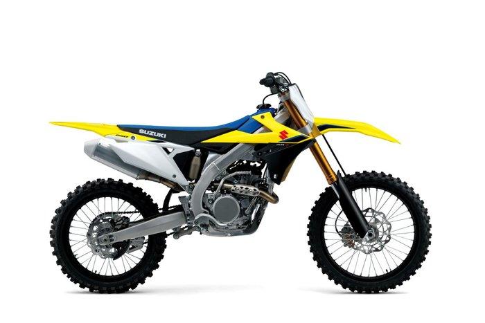 2018 Suzuki 250CC RM-Z250 Motocross