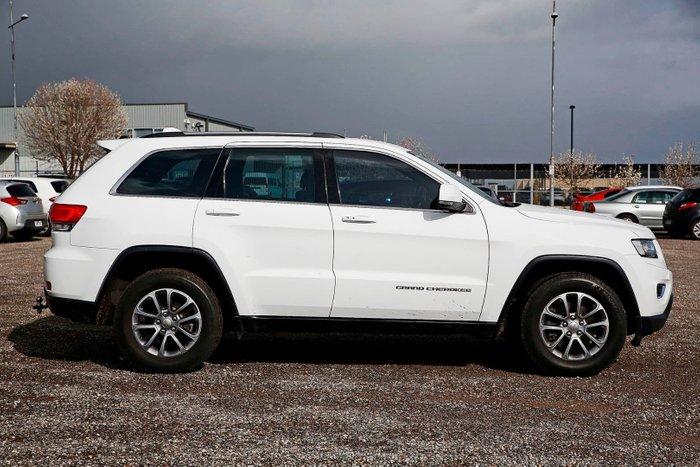 2015 Jeep Grand Cherokee Laredo WK MY15 White