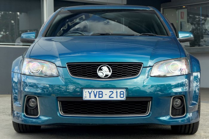 2011 Holden Commodore SS V VE Series II Green