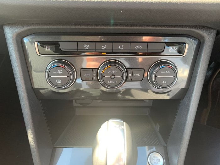 2018 Volkswagen Tiguan 132TSI Comfortline Allspace 5N MY19 Four Wheel Drive White