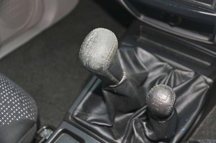 2012 Mitsubishi Triton GLX-R MN MY12 4X4 Dual Range Blue