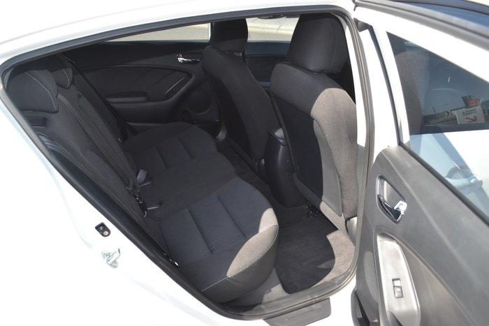 2016 Kia Cerato S Premium YD MY16 White