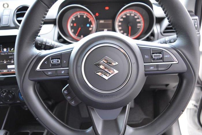 2019 Suzuki Swift GL Navigator AZ White