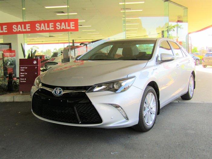 2016 Toyota Camry Atara S AVV50R Silver