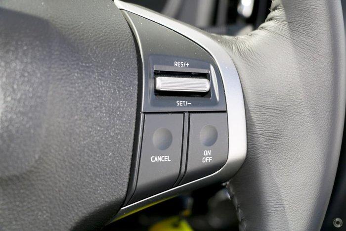2019 Holden Colorado LS-X RG MY20 4X4 Dual Range Silver