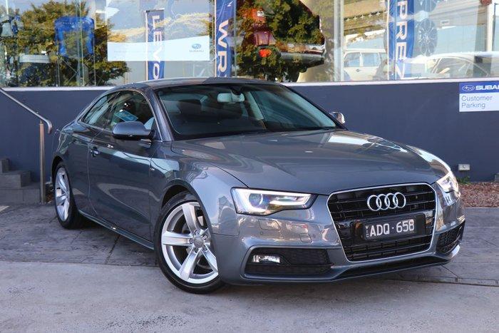 2014 Audi A5 8T MY14 Grey
