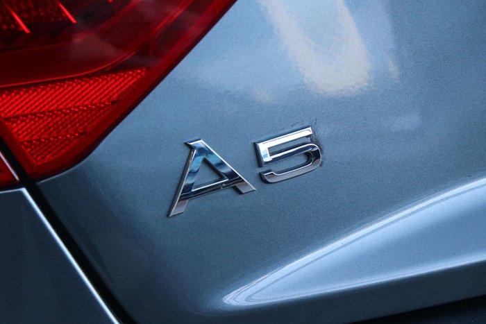 2014 Audi A5 8T MY15 Grey