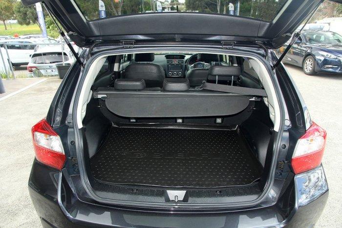 2014 Subaru XV 2.0i-S G4X MY14 Four Wheel Drive Grey