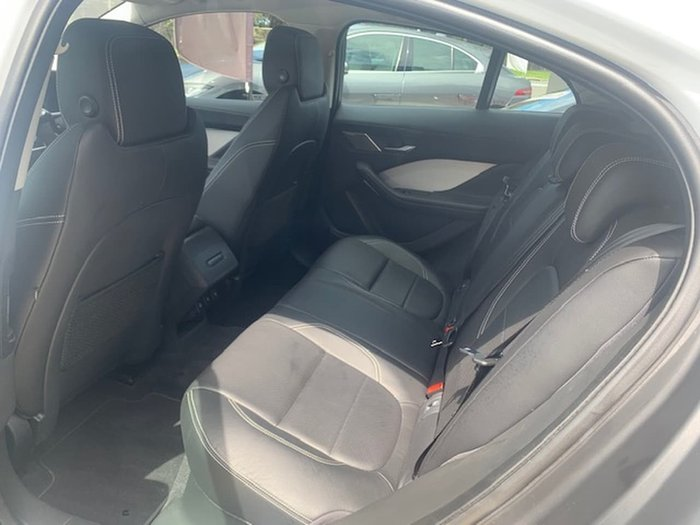 2018 Jaguar I-PACE EV400 SE X590 MY19 Four Wheel Drive White