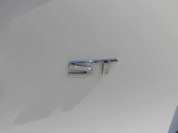 2018 Nissan QASHQAI ST J11 Series 2 White