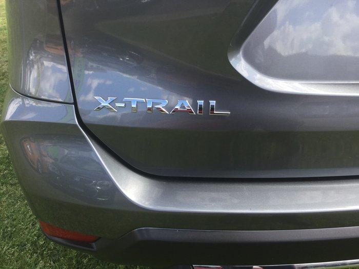2018 Nissan X-TRAIL ST T32 Series II Grey