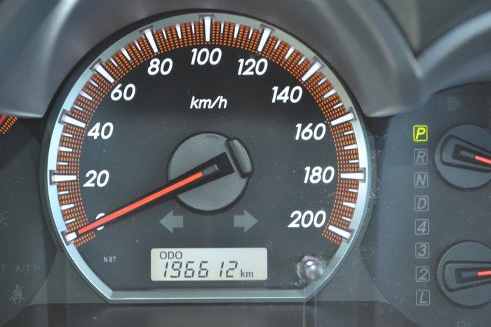 2013 Toyota Hilux SR5 KUN26R MY14 4X4 White