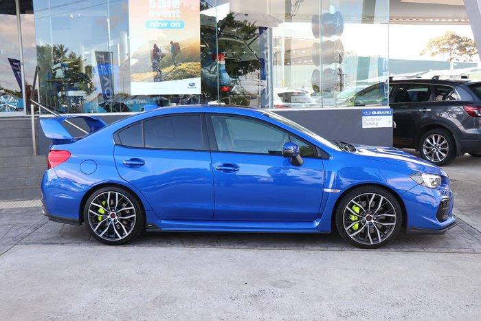 2019 Subaru WRX STI spec.R V1 MY20 Four Wheel Drive Blue
