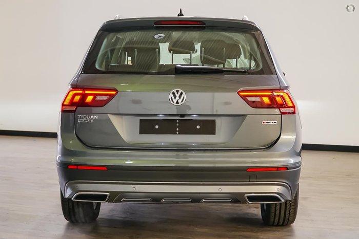 2019 Volkswagen Tiguan 132TSI Comfortline Allspace 5N MY19.5 Four Wheel Drive Grey
