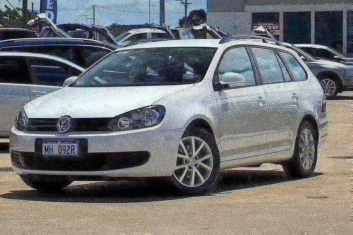2013 Volkswagen Golf 118TSI Comfortline