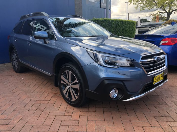 2019 Subaru Outback 3.6R 5GEN MY19 Four Wheel Drive Grey