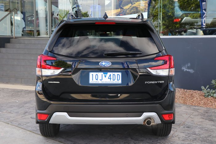 2018 Subaru Forester 2.5i-S S5 MY19 Four Wheel Drive Black
