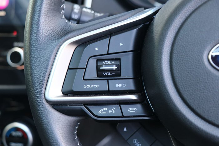 2018 Subaru Forester 2.5i-S S5 MY19 Four Wheel Drive Black