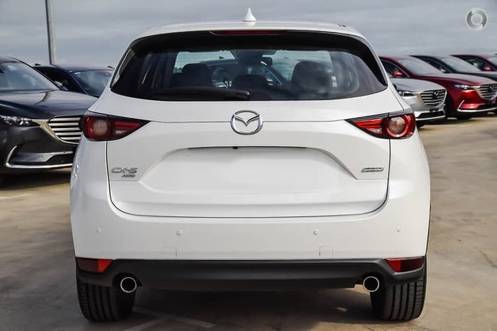 2018 Mazda CX-5 GT KF Series 4X4 On Demand White