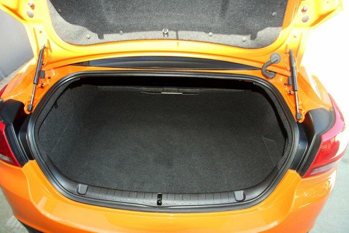 2013 Holden Commodore SV6 VF MY14 Orange