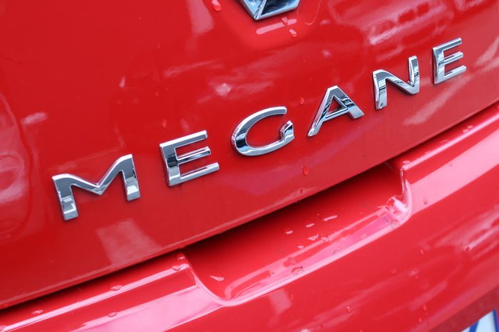 2013 Renault Megane R.S. 265 Trophy III D95 Red
