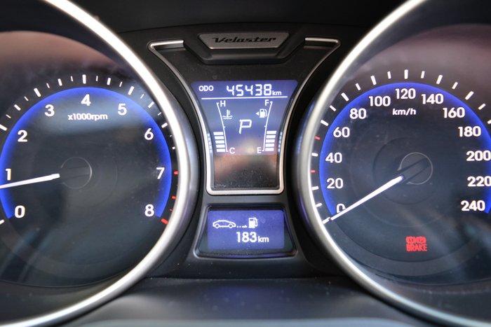 2013 Hyundai Veloster + FS2 Red