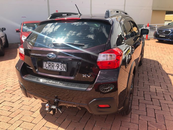 2014 Subaru XV 2.0i G4X MY14 Four Wheel Drive null