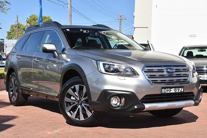 2016 Subaru Outback 3.6R 5GEN MY16 Four Wheel Drive null