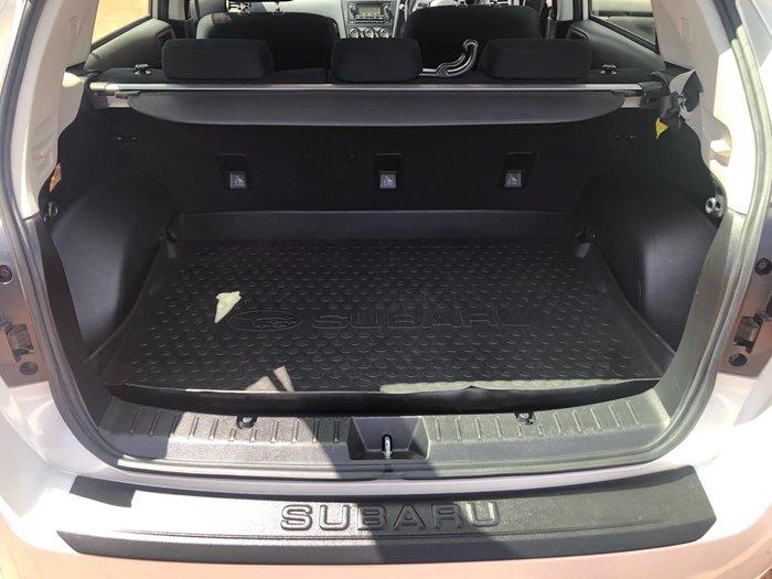 2014 Subaru Impreza 2.0i G4 MY14 Four Wheel Drive White